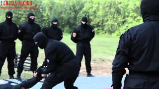 БОЕВОЕ АЙКИДО   РУКОПАШНЫЙ БОЙ демонстрирует спецназ Сербской полиции(, 2015-08-19T19:51:26.000Z)