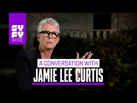Jamie Lee Curtis In Conversation: We Are All Laurie Strode | SYFY WIRE