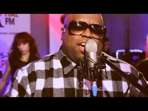 Cee Lo Green - I Want You (Capital FM Session)