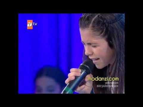 Bir Şarkısın Sen 21.07.2012 | Canan ARLI - Başındaki Yazmayı Da Sarıya Mı Boyattın