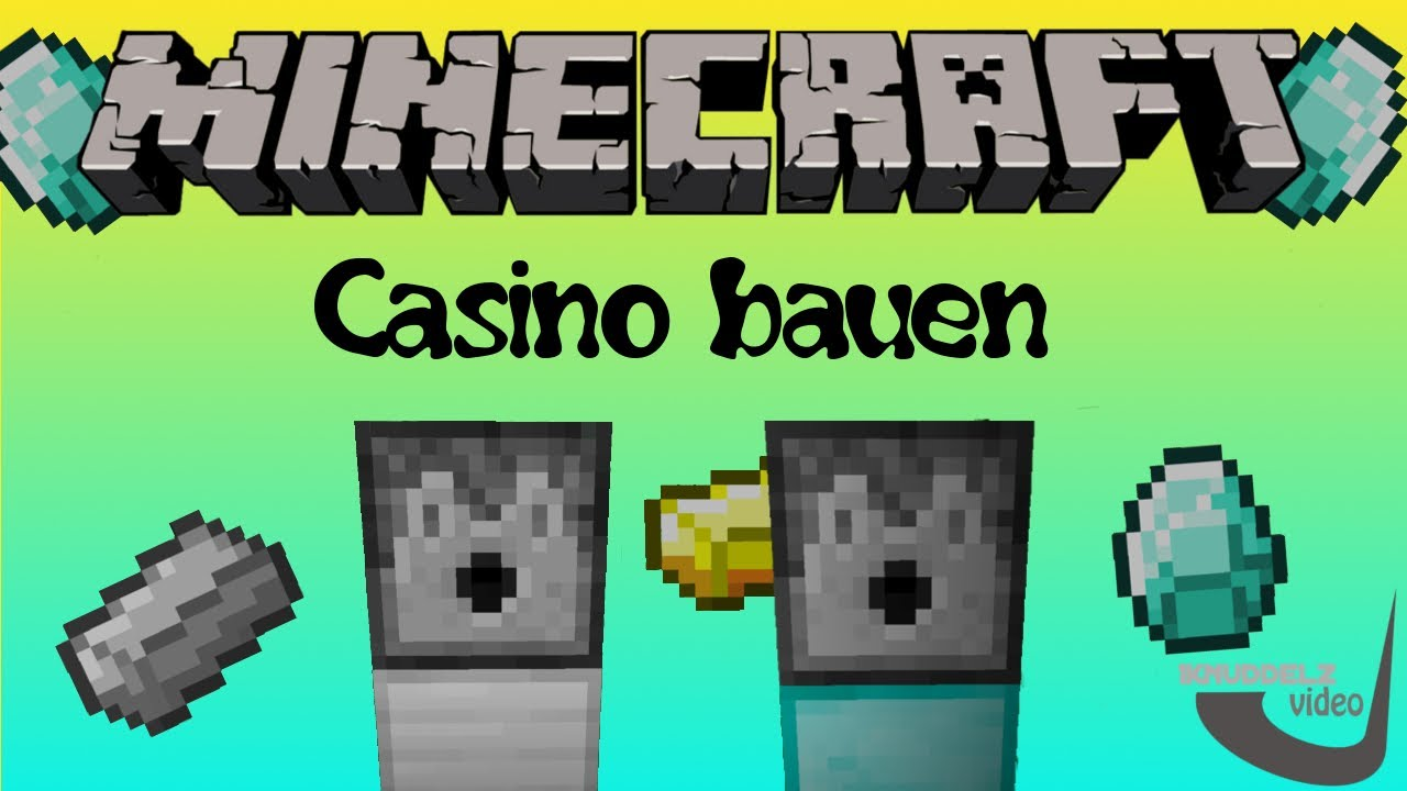 casino in minecraft bauen