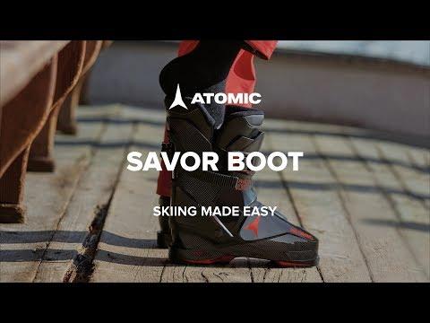 The Easiest Ski Boot Ever – Atomic Savor