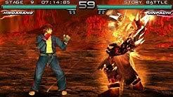 Tekken 5: Dark Resurrection PSP Gameplay HD (PPSSPP)