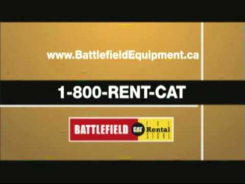 Battlefield Equipment Rentals - Monster Jam