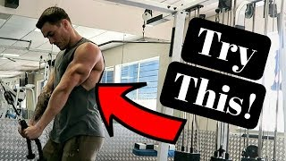 Best Tricep Exercise You've NEVER Tried