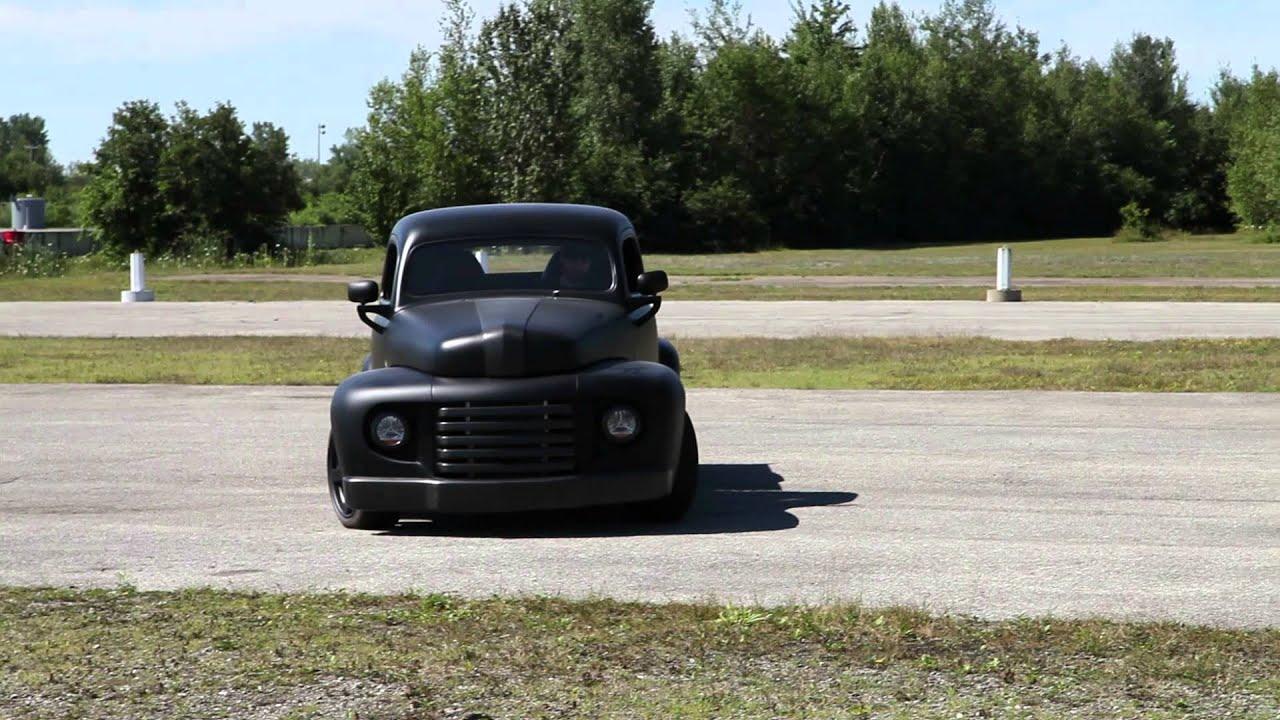 Rick Design 1948 Ford Truck Teaser Youtube Pickup Hot Rod