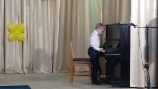 Дапиро Матвей 2 класс гимн 174