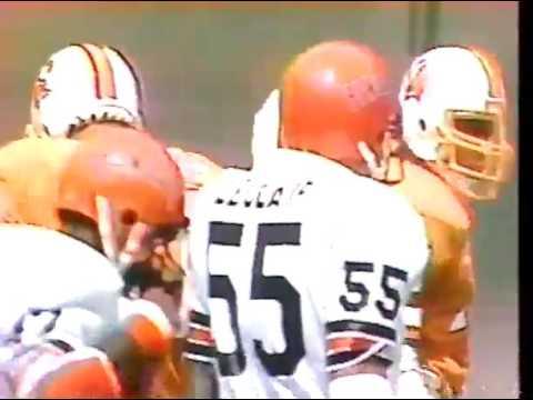 Tampa Bay Buccaneers vs Cincinnati Bengals 1980 Week 1