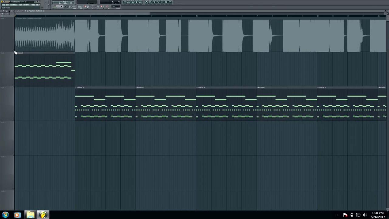 Lil Pump - Boss - FL STUDIO Remake (Tutorial)