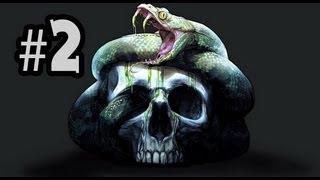 Neverwinter Nights Mask of Betrayer - часть 2 (Мулсантир)