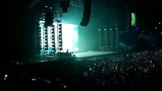 DNA - Kendrick Lamar - Perth Arena - 10 July 2018