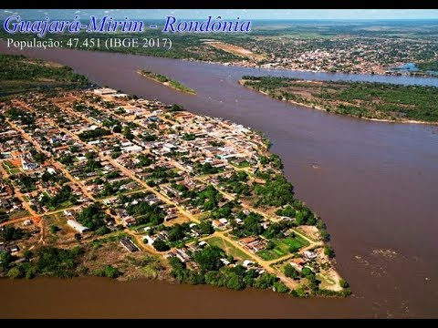 Guajará-Mirim Rondônia fonte: i.ytimg.com