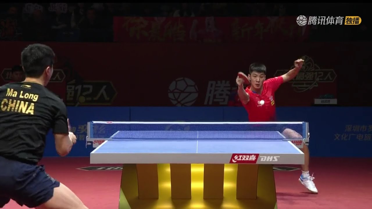 Download FULL MATCH | Ma Long vs Xue Fei | 2020 Marvellous 12