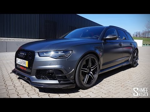 ABT RS6-R - Intro and Test Drive - 730hp 920Nm