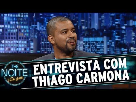 The Noite (07/04/15) - Entrevista com Thiago Carmona