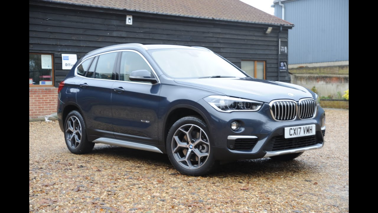 Auto 100 Oxford Bmw X1 Atlantic Grey Metallic Youtube