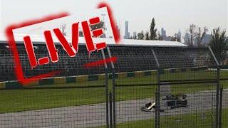 F1 Melbourne Grand Prix FP3 / Albert Park LIVE!