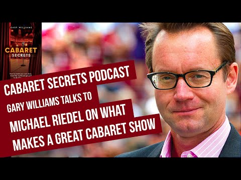 Broadway critic Michael Riedel on what makes a great cabaret performer.