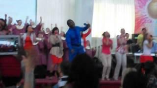 Киев помазание август 2013 танцы 1)