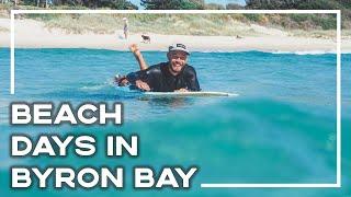 Beach Days In Byron Bay (Drone Edit)