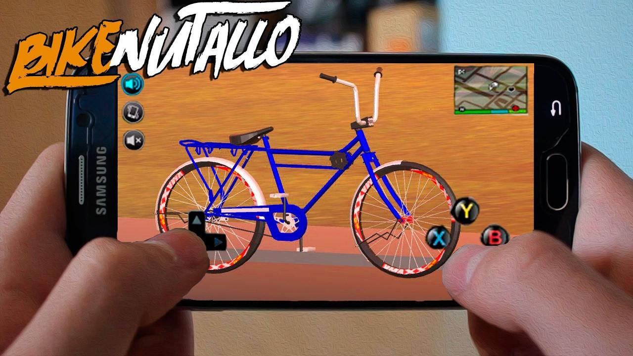 Novo Jogo De Bike Brasileiras Rebaixada Para Celular Bike