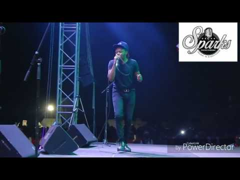 seh calaz live on stage @ ok grand challenge 2017 HD