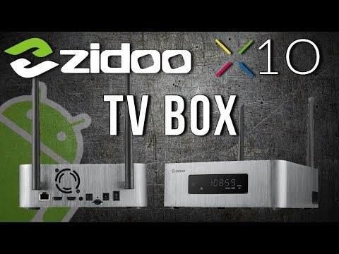 Zidoo X10 Realtek Android 6.0 TV Box Review and Benchmarks