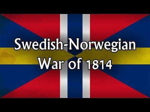 The Swedish Norwegian War Of 1814 - Scandinavian History