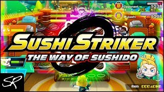 SUSHI STRIKER: The Way of Sushido Review (Nintendo Switch)