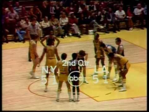 1972 Nba Finals Knicks At Lakers Gm 5 Part 6 11 Youtube