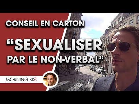 Sexualiser la conversation avec une fille