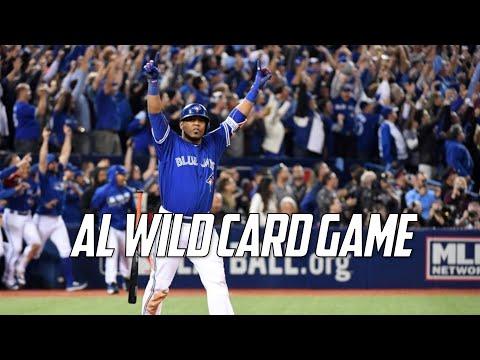 MLB | 2016 AL Wild Card Game Highlights