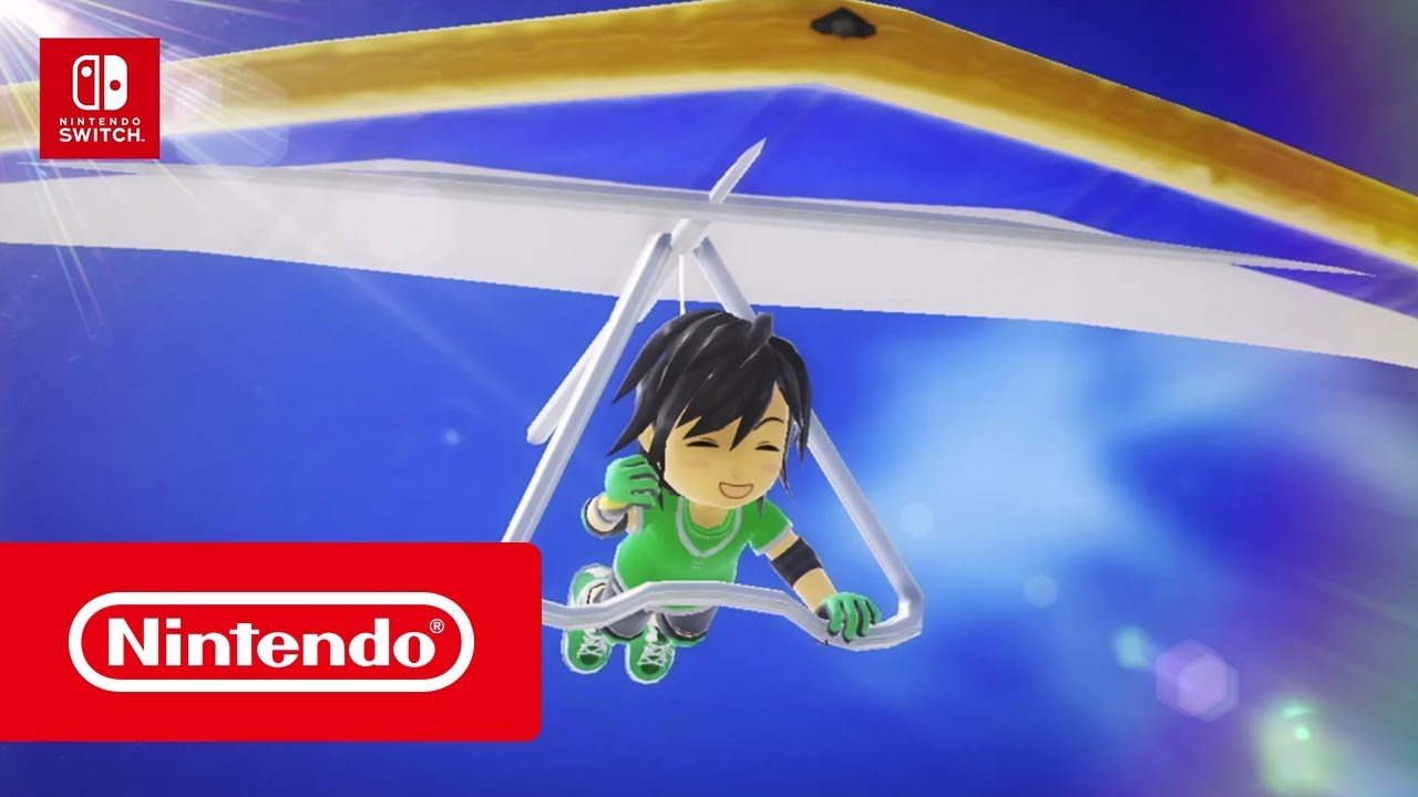 GO VACATION - Bande-annonce (Nintendo Switch)