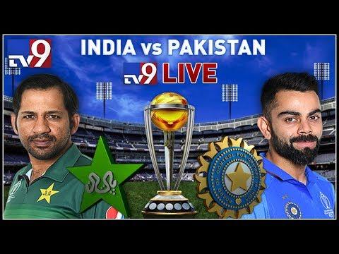India Vs Pakistan || Fans Hungama LIVE || World Cup 2019 - TV9