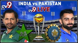 India Vs Pakistan || Fans Hungama LIVE || World Cup 2019 TV9