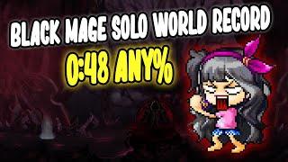 Kanna Black Mage Solo Speedrun (World Record)