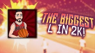 NBA 2K17: FIRST LEGEND 1 ON PS4! - OrlandoNChicago TOOK THE BIGGEST L IN 2K HISTORY!
