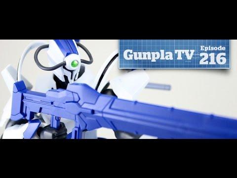 Gunpla TV - 216 - Active Raid Elf Sigma! HG Astaroth Origin! - Hlj.com