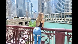 CHICAGO VLOG 2! THE MOST GORGEOUS CITY IN AMERICA