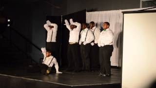 VUU Homecoming 2k14 Greek Step Show: Omega Psi Phi Zeta Chapter
