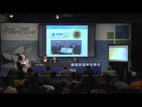 Imagine Cup 2012 - Finalist Presentations: Team uCHAMPsys, Taiwan