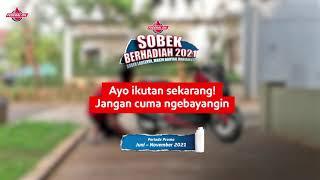 Dengan Sobek Berhadiah 2021, Motor Baru Bukan Lagi Hanya Mimpi!