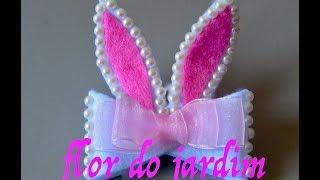 Coelho da páscoa para o cabelo – Easter Bunny