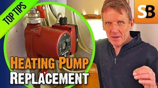 How to Replace a Heating Pump - Plumbing DIY
