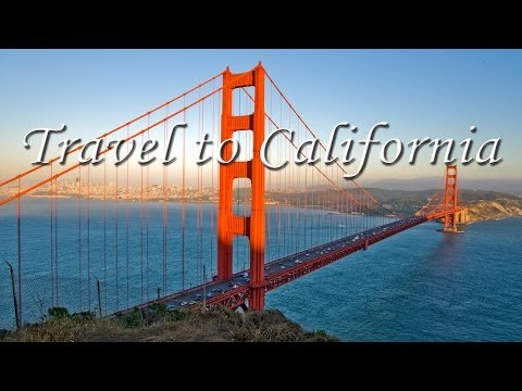 Travel to California - Vacation in the Sunshine State and Visit California