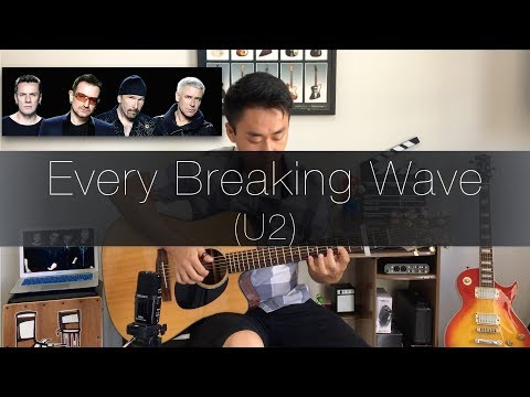 (U2) Every Breaking Wave - Rodrigo Yukio (Fingerstyle Guitar Cover)(With Tabs)