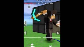 Androidden minecraft animasyonu nasil yapilir?