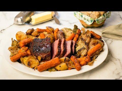 Corned Beef and Cabbage in the Ninja Foodi