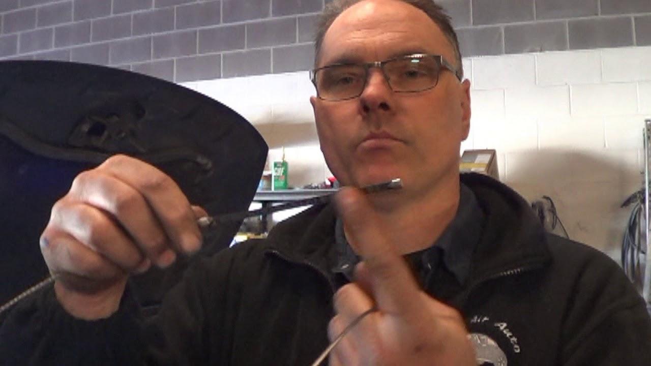 200* VW Routan TCC kills engine - YouTube