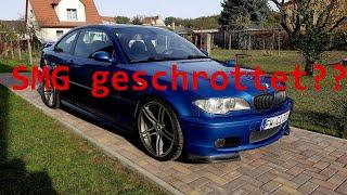 BMW e46 3er 330i SMG geschrottet??? + neue Teileflut
